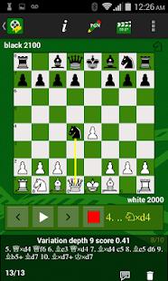 Chess Movie Studio Pro - náhled