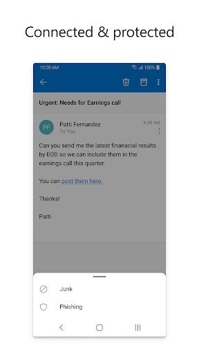 Microsoft Outlook: Organize Your Email & Calendar 4.2039.2 screenshots 5