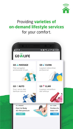 GO-LIFE app (apk) free download for Android/PC/Windows screenshot