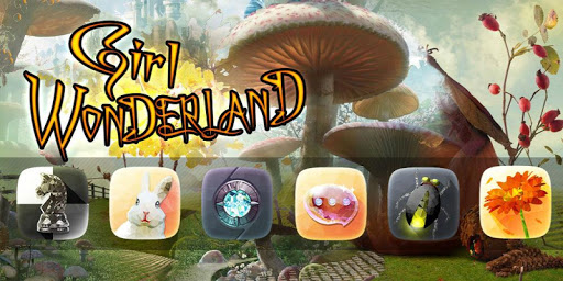 Wonderland Girl Theme