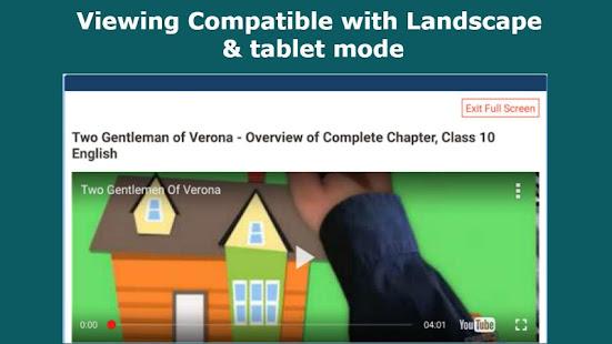 class 10 cbse ncert science math english hindi sst apps on google play