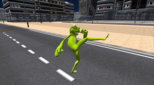 frog city simulator screenshot 1