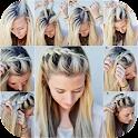 Braid Hairstyle Tutorials icon