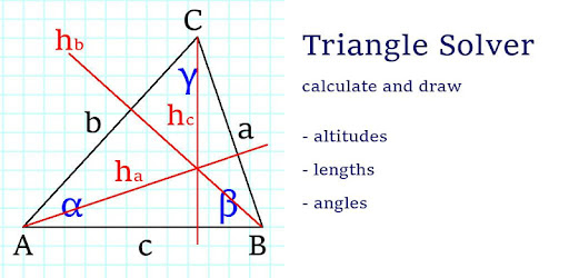 Приложения в Google Play – Triangle Calculator