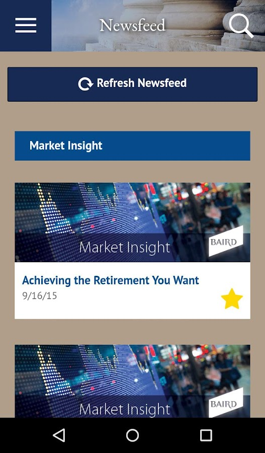 The Wise Investor Group App- screenshot