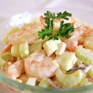 Shrimply Delicious Shrimp Salad.