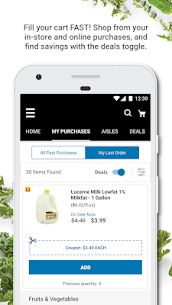 Albertsons Delivery & Pick Up 9.9.0 [Mod + APK] Android 3