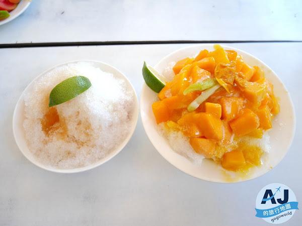 莉莉水果店 新鮮水果製作 多種冰品口味 消暑的好夥伴 近孔子廟