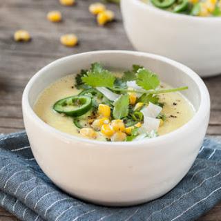 Sweet Corn and Coconut Milk Chowder Recipe
