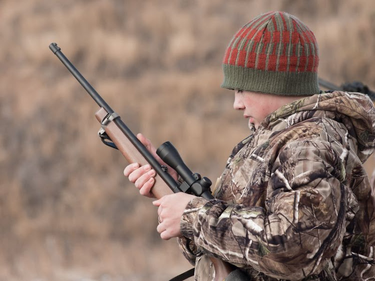 Children younger than 10-years-old can now carry their own guns in Wisconsin's forests.