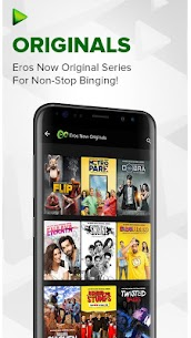 Eros Now – Watch online movies, Music & Originals App Download For Android and iPhone 2