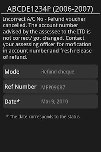 India Income Tax Refund Status App Download For Android 3