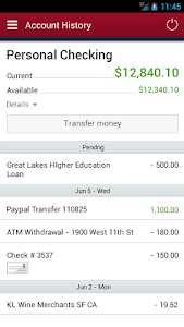 Affinity Federal Credit Union screenshot 2