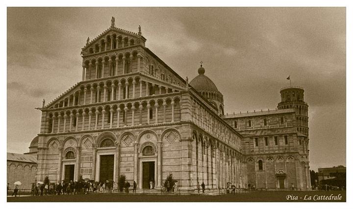 Pisa La Cattedrale di zik_nik