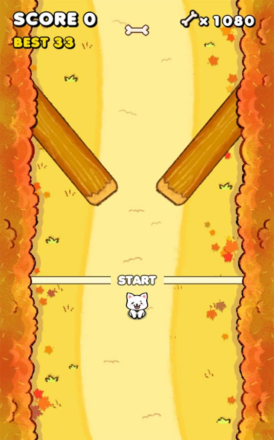 Running Dog: The Champion- screenshot
