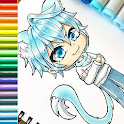 How to draw gacha life icon