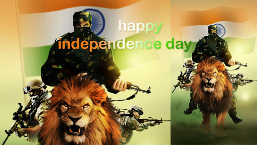 Independence Day Live Wallpaper Indian Army App Apk Free
