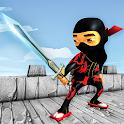Ninja Samurai Revenge 2019 icon