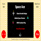 Space Ace Infinite Shooter