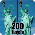 Find the Differences 200 levels free! icon