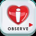iObserve Patient icon