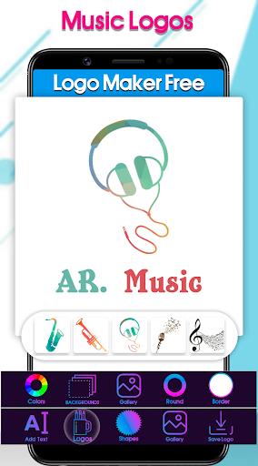 Logo Maker 2020- Logo Creator, Logo Design screenshot 5
