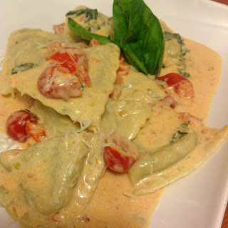 Ravioli Cream Sauce Pasta Recipes.