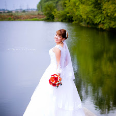Wedding photographer Tatyana Kuzmina (tatakuzmina). Photo of 16.09.2014