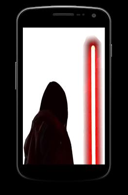 Cross Lightsaber Themes - screenshot