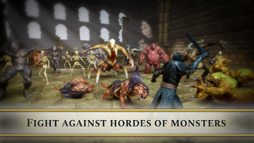 Screenshot 1 TotAL RPG (Towers of the Ancient Legion) 1.13.1 APK+DATA MOD