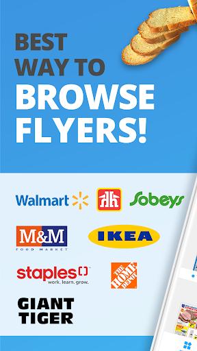 reebee: Flyers, Deals & Shopping List 4.2.1 screenshots 1
