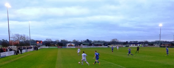 Photo: 26/12/13 v Skelmersdale United (Northern Premier League Premier Division) 2-3 - contributed by Mike Latham