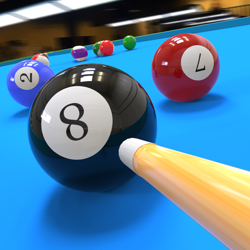 Real Pool 3D - 2019 Hot 8 Ball And Snooker Game Icon