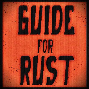 Guide For RUST - náhled