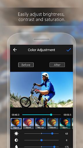 ActionDirector Video Editor - Edit Videos Fast  screenshots 5