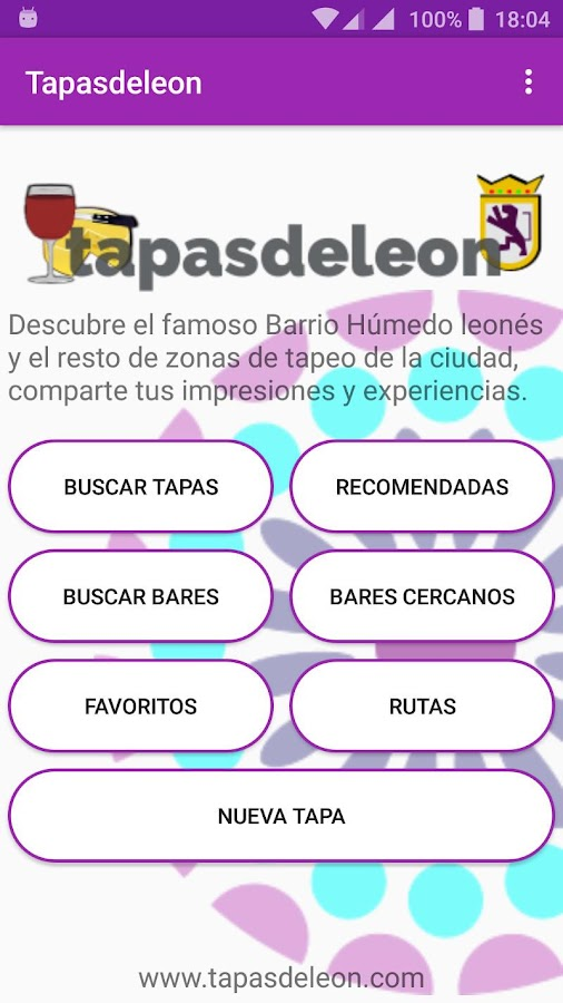 Tapasdeleon- screenshot