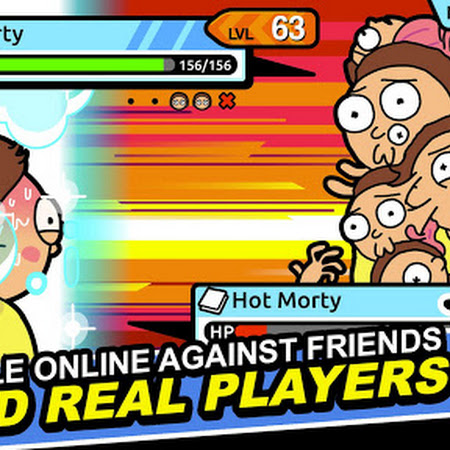 Pocket Mortys v2.2.2 [Mod Money]