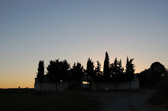 Photo: El cementerio - © Pili Arnalda Piñol