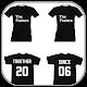 T Shirt Design Couple (app)