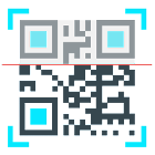 QR Barcode Scanner & reader icon