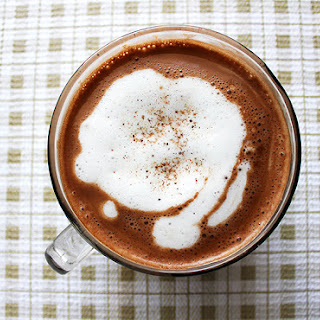 Mocha Hot Chocolate For Two