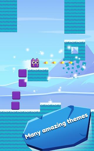 Cat Jumping: Kitten Up, Square Cat Run, Kitten Run 1.2.37 screenshots 8