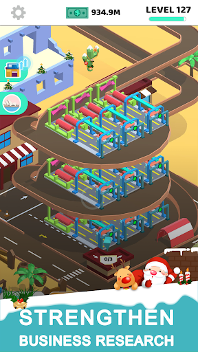 Idle Car Tycoon 1.29 Mod screenshots 3