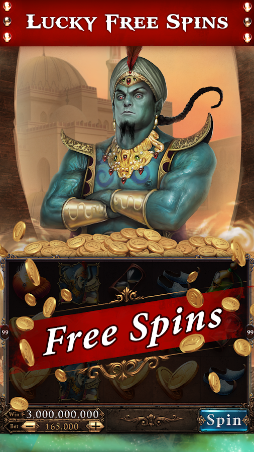 free scatter slots