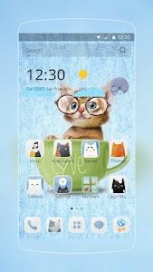 Cute Baby Cat screenshot 0