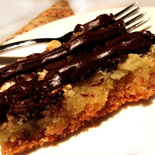 Decadent Southern Style Chocolate Chess Pie