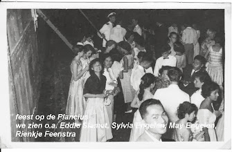 Photo: feest op de Plancius