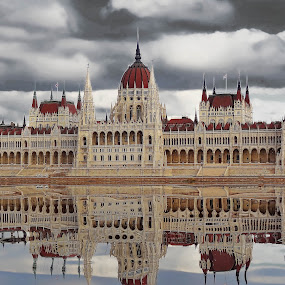 budapest by Christian Heitz - City,  Street & Park  Historic Districts