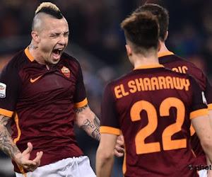 Nainggolan offre la victoire à la Roma et le titre à la Juventus (vidéo)