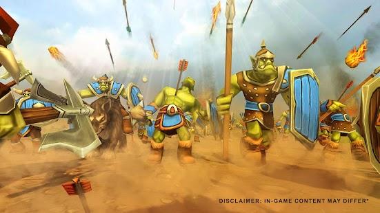 Orcs Epic Battle Simulator - náhled